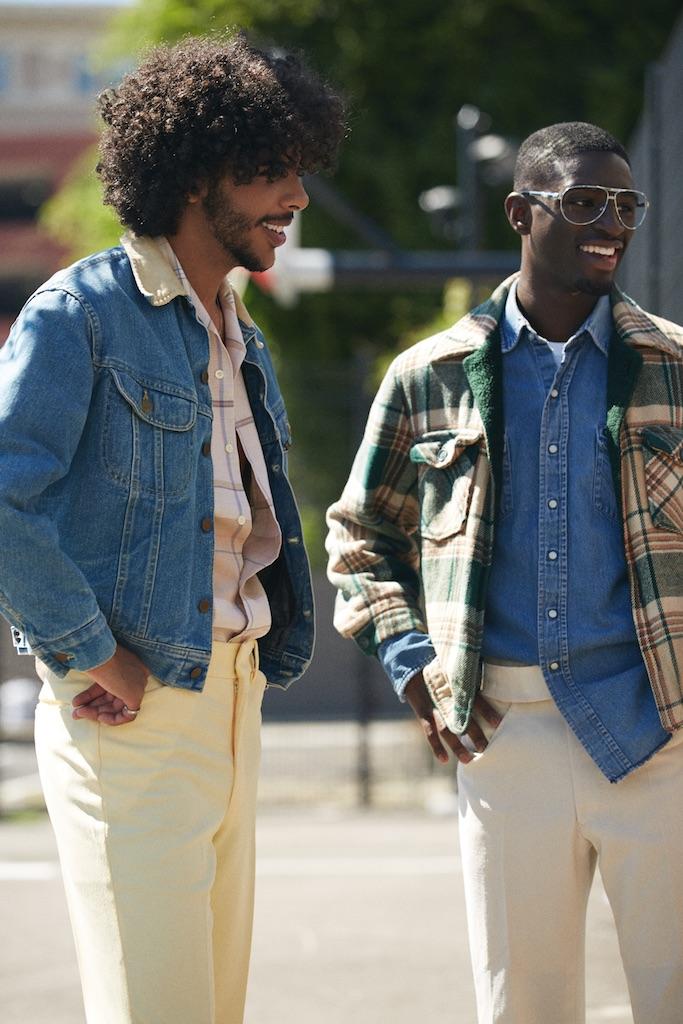 70s Menswear Fashion, Cincinnati, Over the Rhine